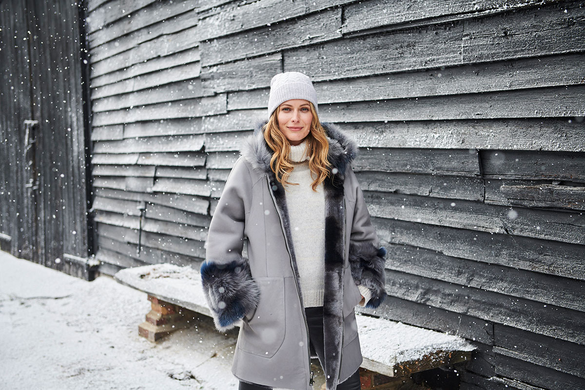 Snow and winter effects by Snow Business for ….. Winter clothing range